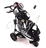 CADDYONE Elektro Golf Trolley 450 mit Funkfernbedienung
