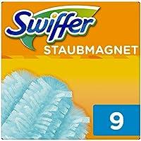 Swiffer Staubmagnet-Tücher, Nachfüllpack,  9 Stück