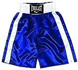 Everlast Erwachsene Boxen - Shorts, Blau/Weiß, XL