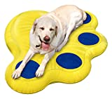Doggy Lazy Raft -Large 50'X39' When Inflated-For Dogs 30-90Lbs
