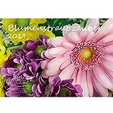 Blumenstraußzauber · DIN A4 · Premium Kalender 2019 · Blumenstrauß · Rose · Valentinstag · Blume · Schmetterling · Natur · Garten · Blüte · Farbe · Botanik · Edition Seelenzauber