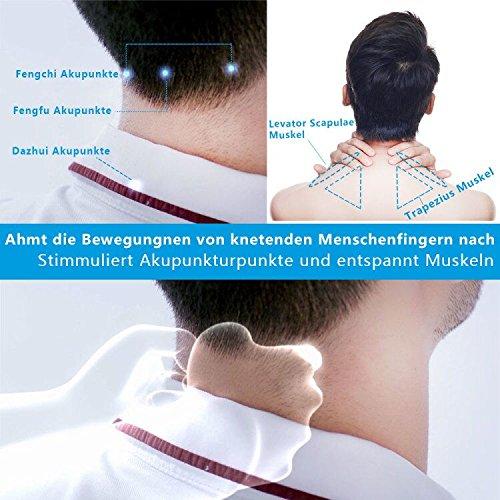 Zoom IMG-1 breo massaggiatore elettrico al collo
