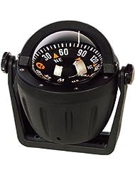 Forwater BZ2 Solas Compas de navigation Noir Diamètre 80 mm