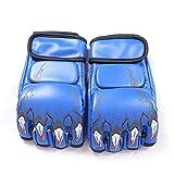 Queta Boxhandschuhe Fighting Sanda Handschuhe Half Finger Handschuhe Punkte Finger Fight Handschuhe