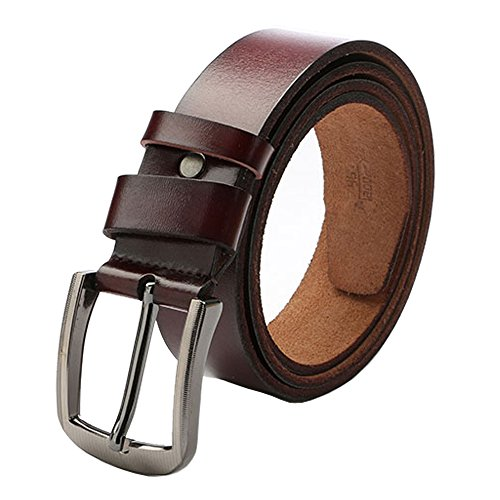 120cm Cinture Cintura in pelle UOMO