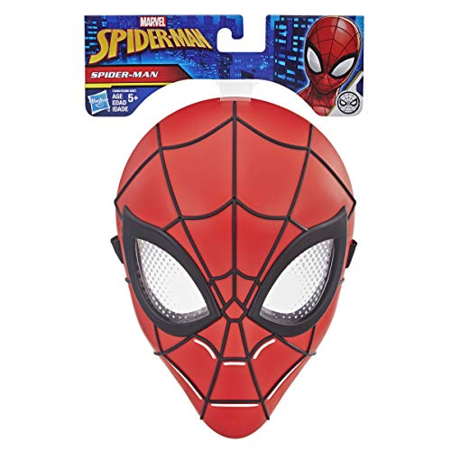 Hasbro Marvel Spider-Man E3366EU4 Marvel Spider-Man Maske Baby Alivese AST, Mehrfarbig