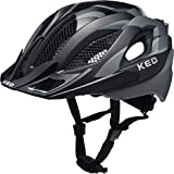 KED Spiri Two Kopfumfang M 52-58 cm black anthracite matt