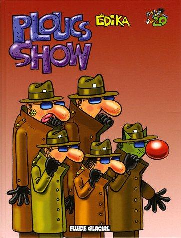 Edika, Tome 20 : Ploucs Show