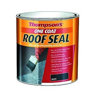 Thompsons One Coat Roof Seal Black 5L