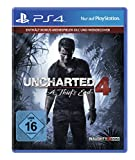 Uncharted 4 A Thief's End (EU-Import, deutsche Texte) Playstation 4