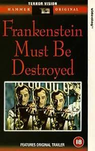 Frankenstein Must Be Destroyed [VHS] [1969]