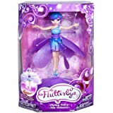 Flutterbye Purple Flying Stardust Fairy Doll
