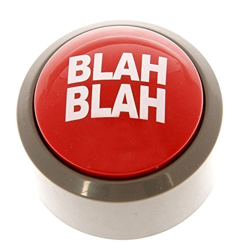 Blah Blah Knopf - Blah Blah Button
