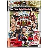 Topps WWE Slam Attax 10 Trading Cards Starter Pack Album Avec édition Limitée