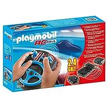 Playmobil 6914 City Action RC module set 2.4 GHz, for Children Ages 5+