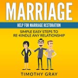 Marriage: Help for Marriage Restoration