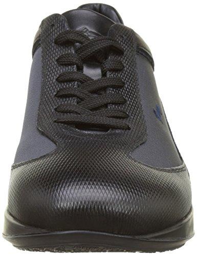 Harmont & Blaine Herren Sneaker Low-Top Nero (Nero)