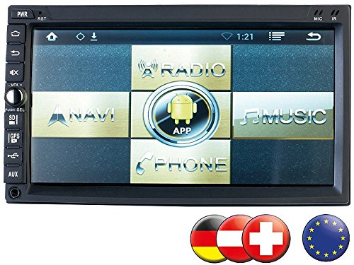 Navgear 2din android auto radio dsr-n 420–gps, europa