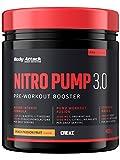 Body Attack Nitro Pump 3.0, Peach-Passion, 400 g