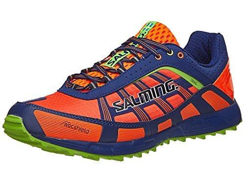 Salming Herren Laufschuh Trailschuh Outdoor Schuh T3 Orange - 1287034-8833 (41 1/3 EU)