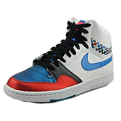 Nike Court Force High 407872-106 Femme Chaussures Blanc [40 -us 8,5]
