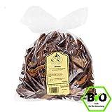 Getrocknete Birnen BIO ● Trockenfrüchte ● Naturbelassen - ohne Zuckerzusatz - Unsgeschwefelt ● 1 kg Packung ● KoRo Drogerie