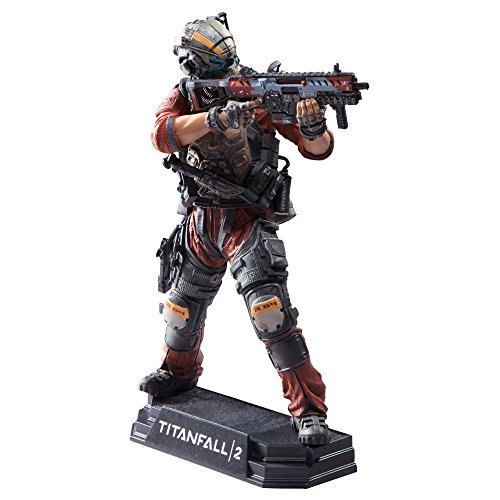 "McFarlane Toys Titanfall 2 Pilot Jack Cooper 7"" Collectible Action Figure"