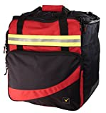 tee-uu EQUIBAG Multifunktionstasche (schwarz-rot) bietet Platz für die komplette persönliche Schutzausrüstung