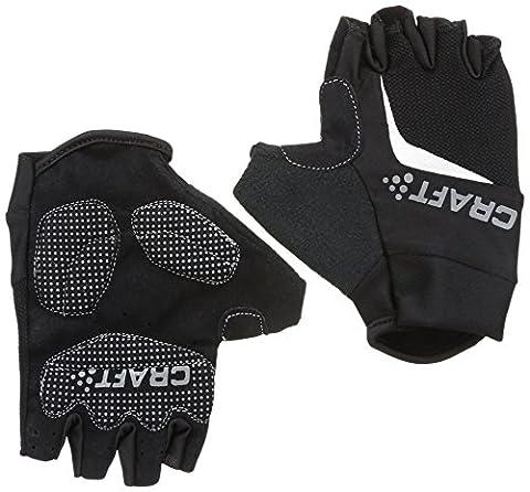 Craft Damen Handschuh Bike CLASSIC GLOVE W bl/wh 7/XS, black,