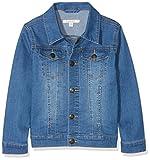 ESPRIT KIDS Jungen Jacke RL4100403, Blau (Medium Wash Denim 463), 104 (Herstellergröße: 104/110)