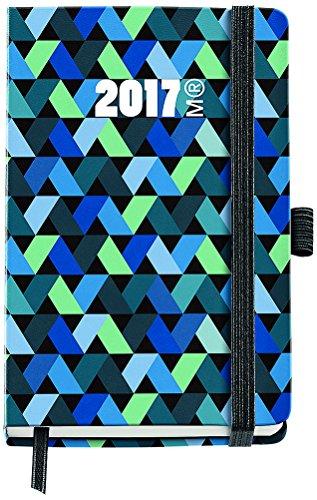 miquelrius-31079-agenda-anual-cosida-90-x-140-mm-dia-pagina-origami-dark