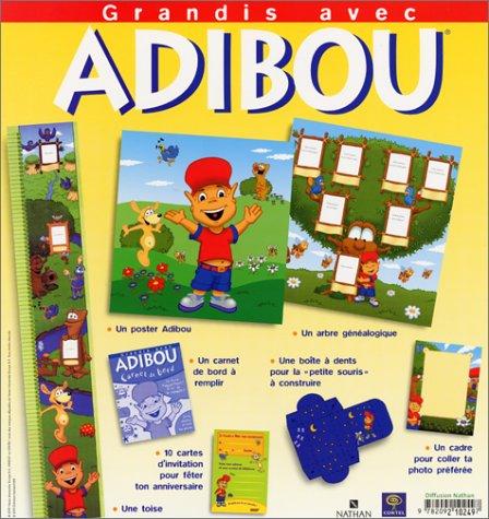 Grandis avec Adibou : Kit
