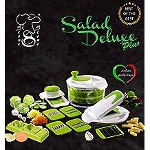 Salad Delux Plus Insalatiera Taglia Verdure visto in Tv Affettatutto