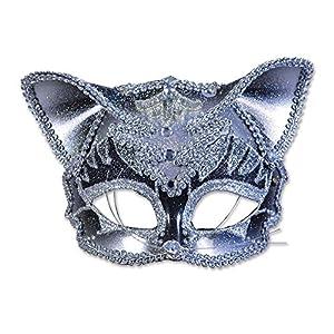 Cat Mask Jewelled On Band (máscara/careta)