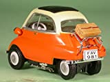 BMW Isetta orange Modellauto Cararama 1:43