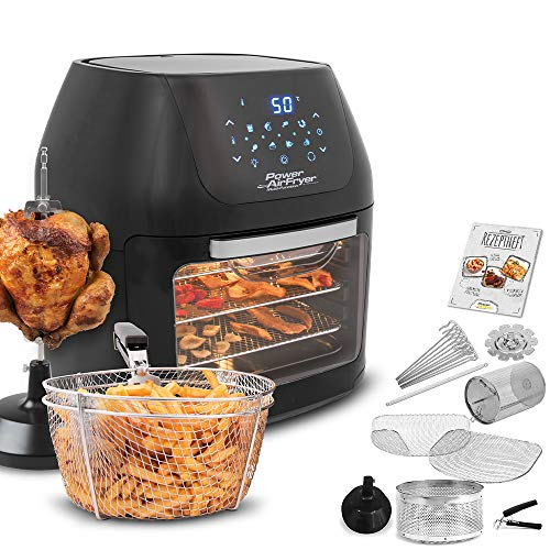 Mediashop - Power Airfryer Multi-Function Deluxe