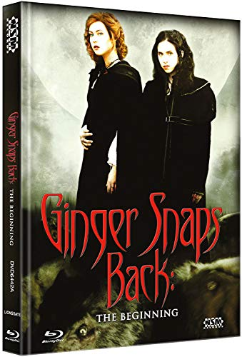 Ginger Snaps III - Der Anfang - Limitiert auf 250 Stück - Mediabook Cover A (+DVD) [Blu-ray]