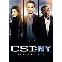 CSI: New York Season 7-9