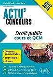 Lire le livre Droit Public Cours QCM gratuit