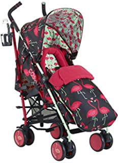 Cosatto CT2970 Supa Stroller - Flamingo Fling