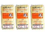 Farmer - 5mm breite Asia Nudeln - 3er Pack (3 x 400g) - Thai Reisnudeln