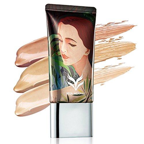 EgBert Visage Base De Maquillage Correcteur Liquide Hydratant Huile Contrôle - 3#