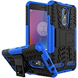 Lenovo K6 Case, Man Replacement Replacement Back Cover Protective Case With Replacement For Lenovo K6 (Blue)