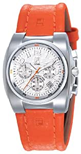 Fila - FA0500-12 - Montre Homme - Quartz Analogique - Bracelet Cuir orange