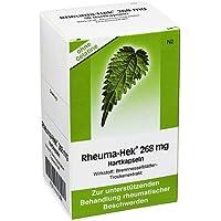 Preisvergleich für RHEUMA HEK 268 mg Hartkapseln 50 St Hartkapseln
