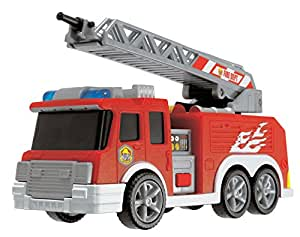 Dickie Fire Truck, Red