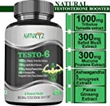 Natural Testosterone Booster Review and Comparison
