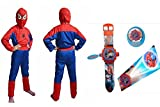 Gifts Online Spiderman Super Hero Costum...