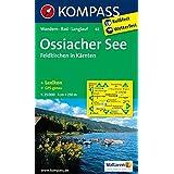 Ossiacher See - Feldkirchen in Kärnten: Wanderkarte mit KOMPASS-Lexikon, Radwegen und Loipen. GPS-genau. 1:25000 (KOMPASS-Wanderkarten, Band 62)