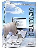 fibuman 1st - Jahresversion 2018 - Buchhaltungssoftware Einsteiger-Buchhaltungsprogramm mit Einnahmen-Überschuss-Rechnung - Buchführung leichtgemacht! - Buchungen schnell und unkompliziert eingeben und auswerten. Neueste Version für Windows